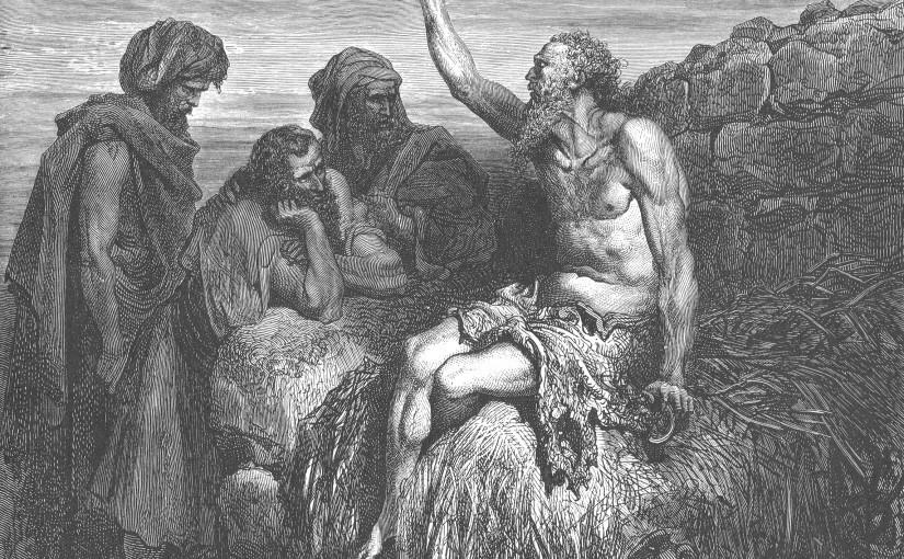 Vyrukai iš Biblijos