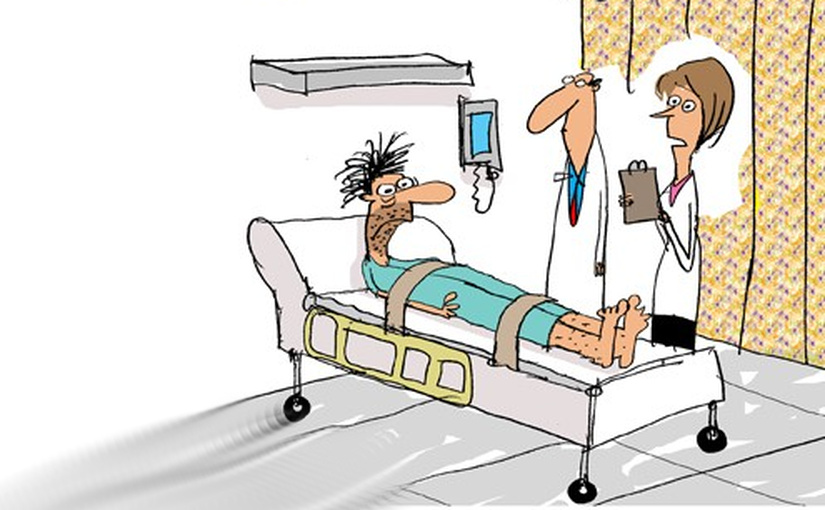 Pagrindinė chirurgijos / anestezijos dogma
