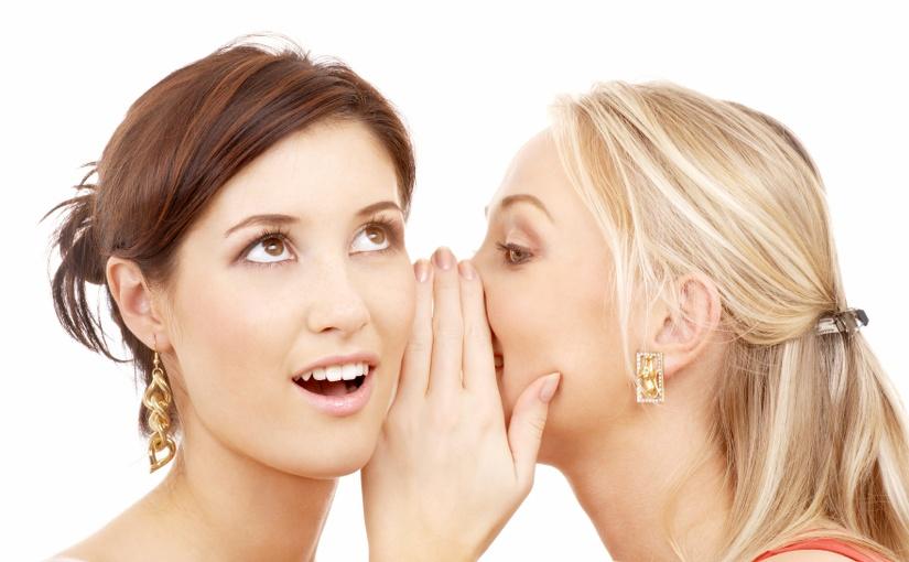 Kas sakė, kad moterys nemoka saugoti paslapčių?