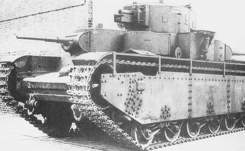 Ugnis, dūmai ir tankai, tankai, tankai....